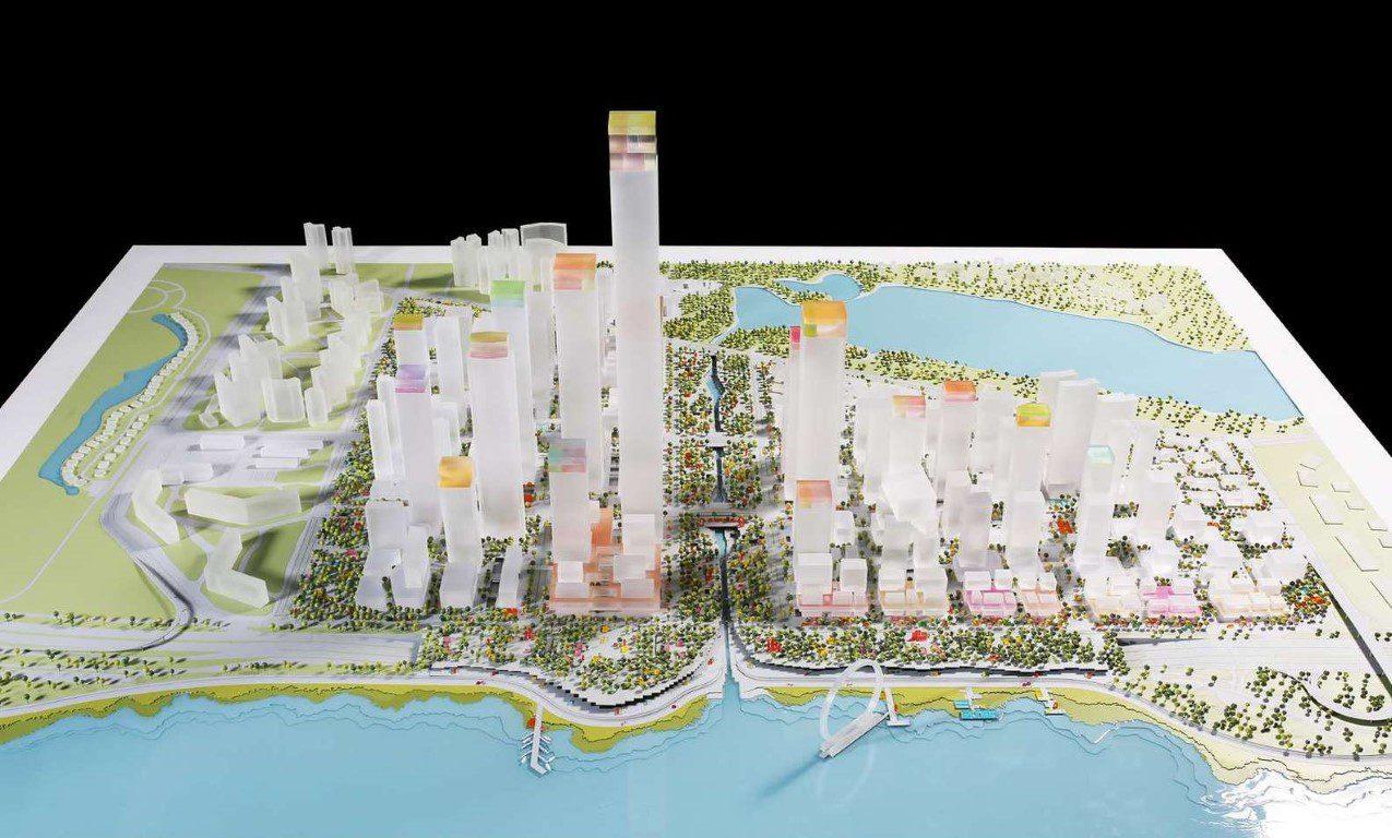 Henning Larsen Among Winning Teams to Design Shenzhen Bay Headquarters City in China - 9