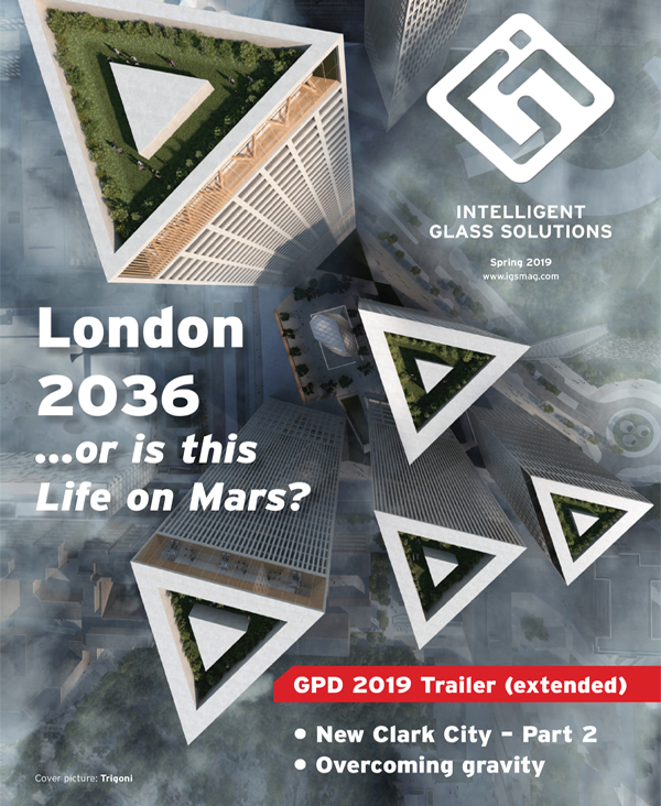 IGS Spring 2019 issue front cover