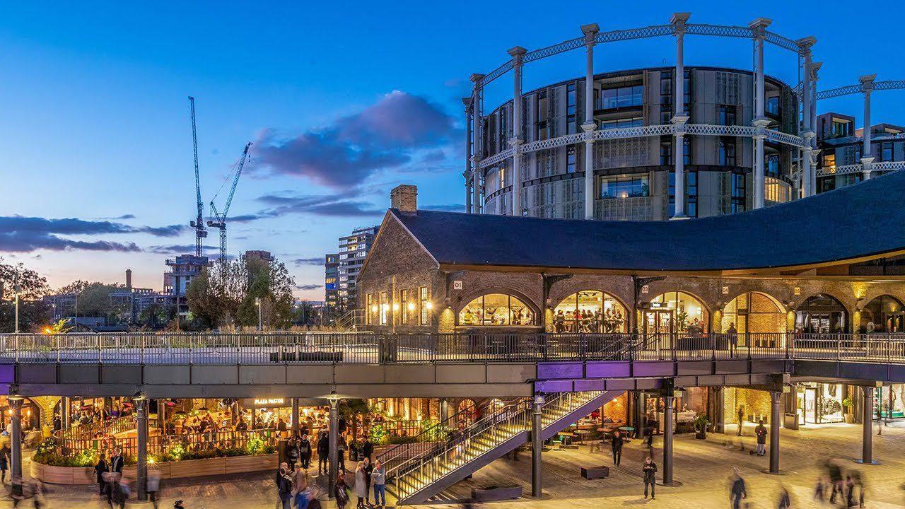 London's King's Cross Reborn The B1M