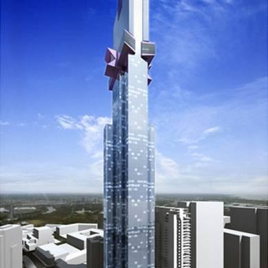 Building the Southern Hemisphere's Highest Residences_Australia 108_2