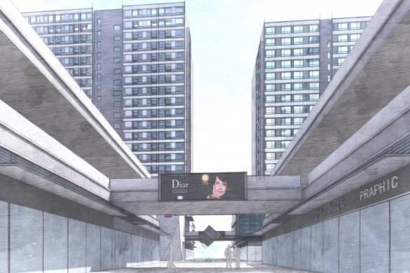 Chengdu Wanhe Center   CHALLENGE DESIGN