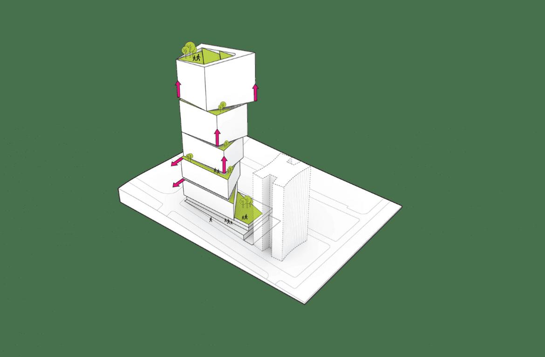 Quay Quarter Tower Sydney 3XN Architects