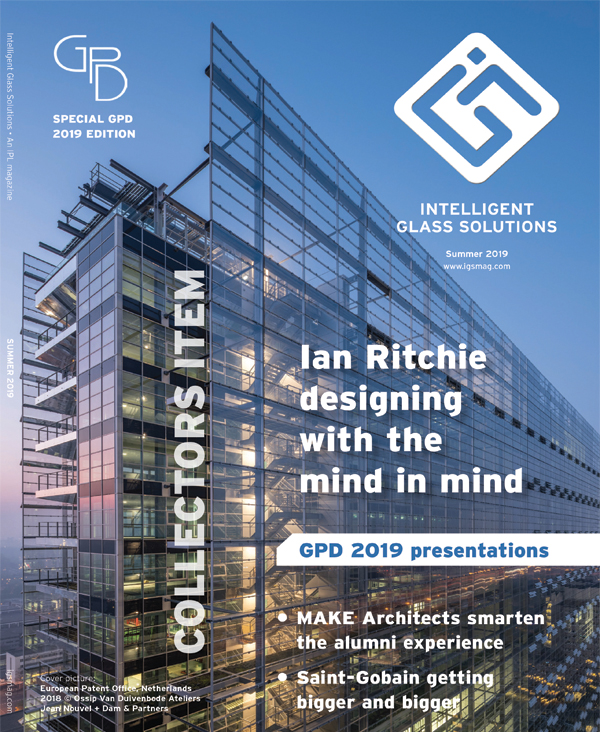 IGS Summer 2019 Issue Front Cover