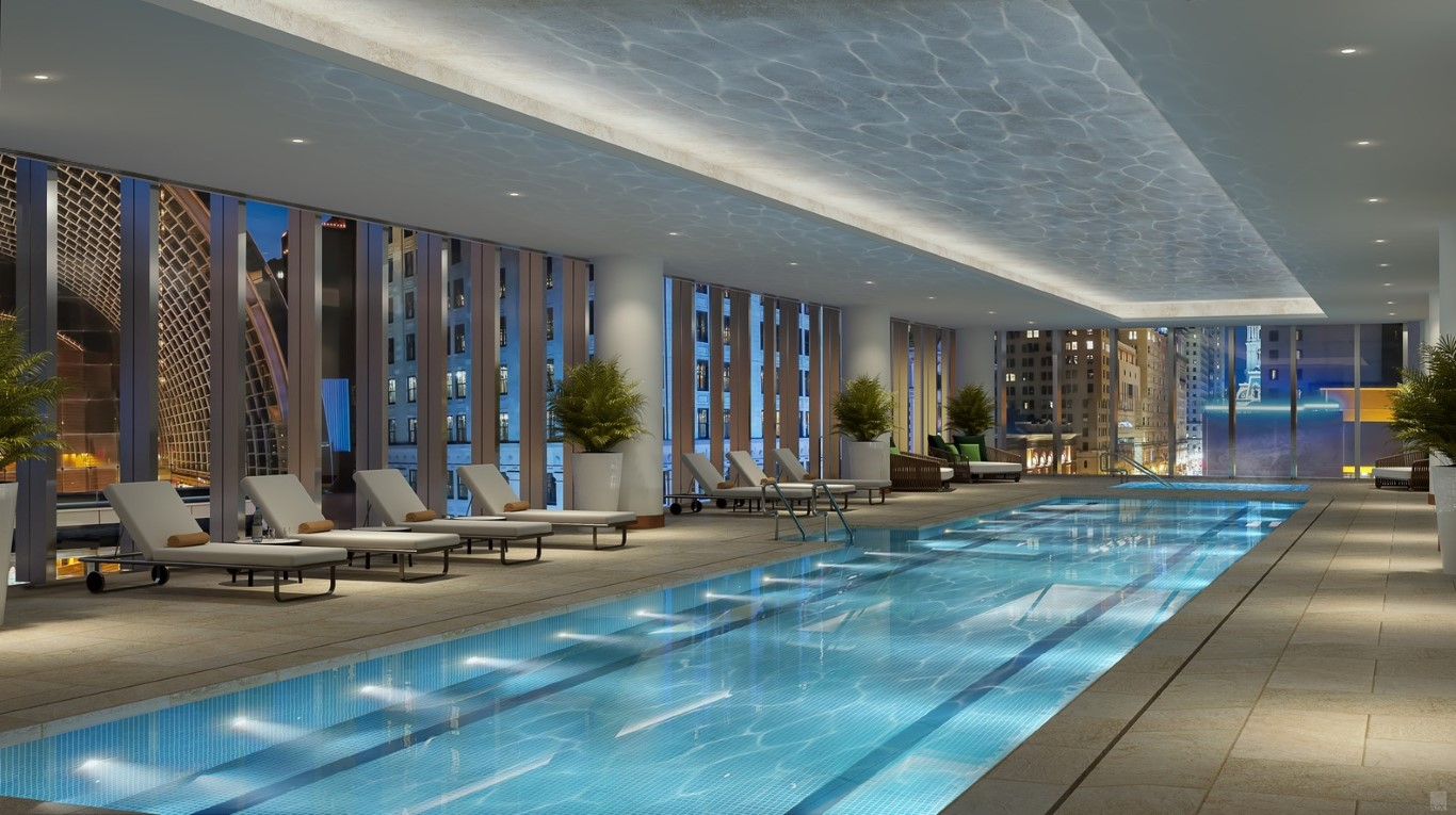KPF Celebrates Groundbreaking of the Firm's First Residential Tower in Philadelphia_6
