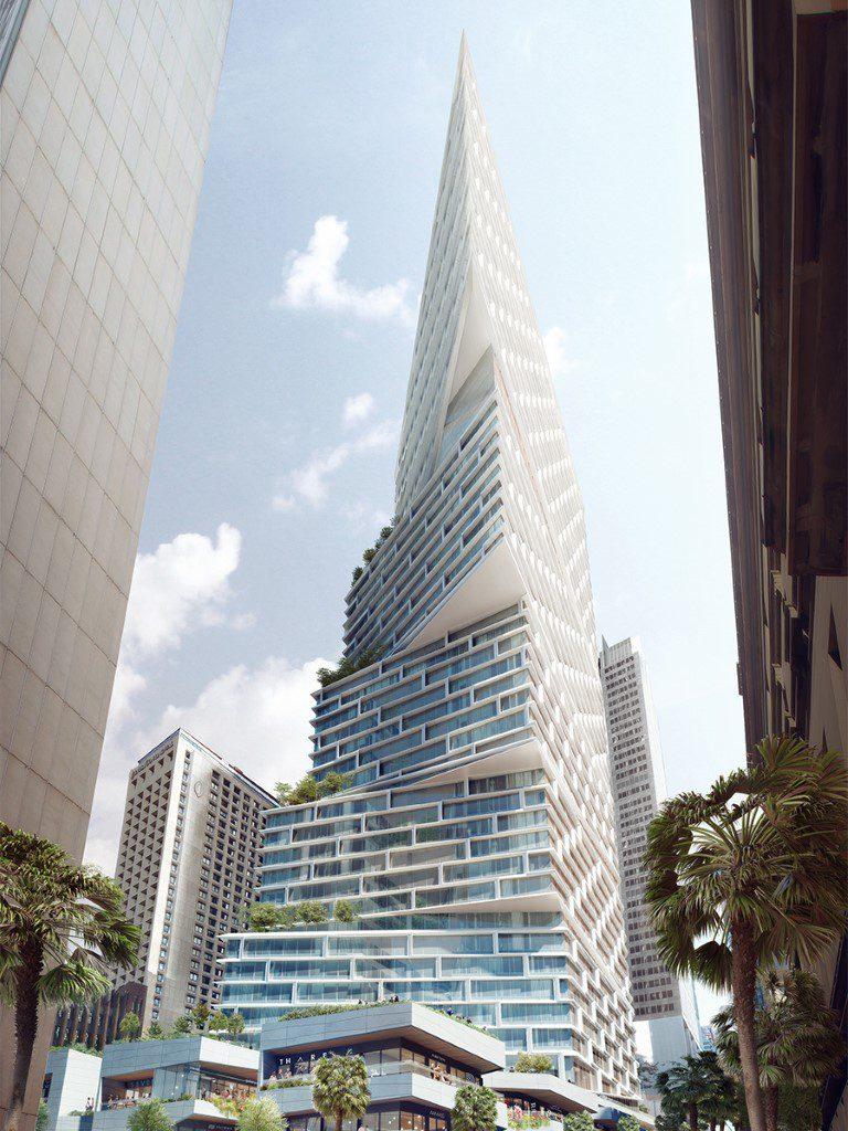 Quay Quarter Tower Sydney 3XN Architects 1
