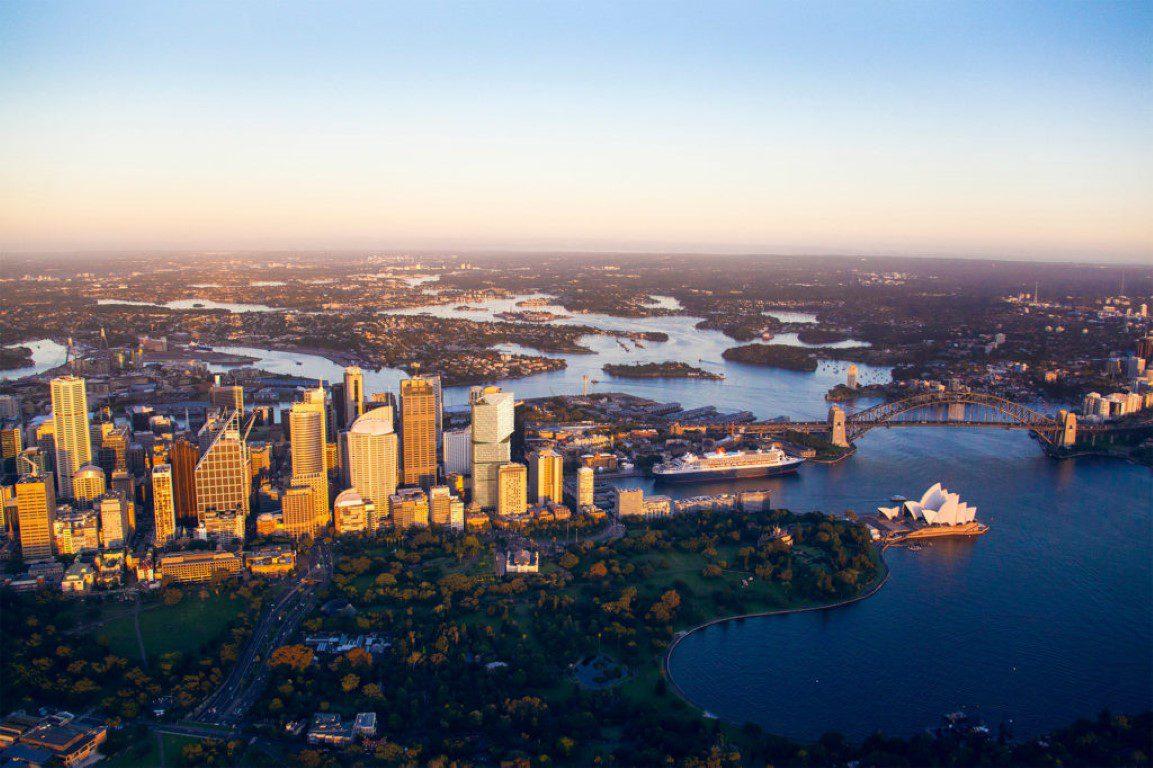 Quay Quarter Tower Sydney 3XN Architects 3
