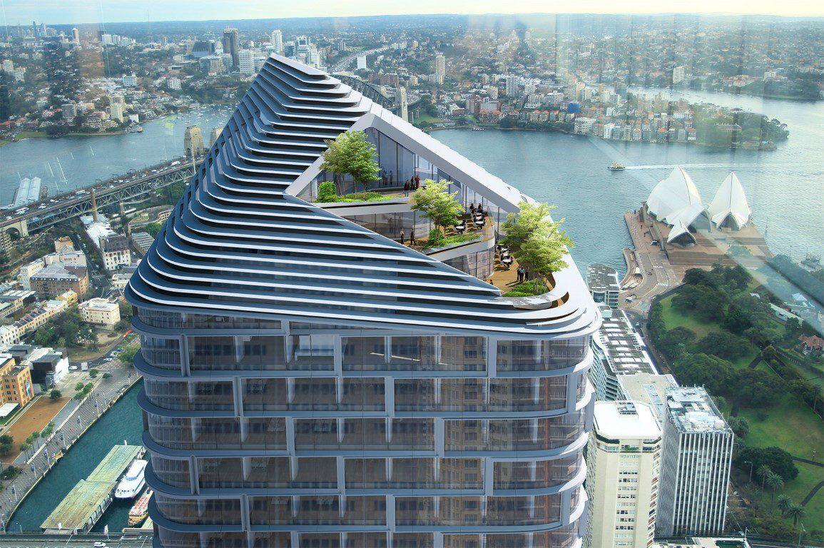 Quay Quarter Tower Sydney 3XN Architects 4