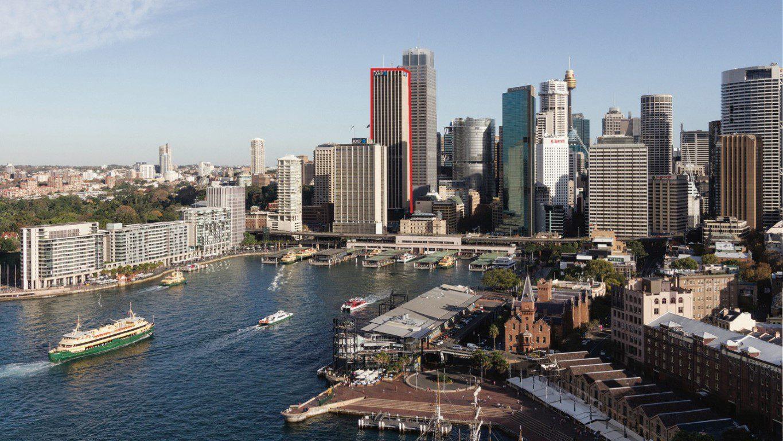 Quay Quarter Tower Sydney 3XN Architects 7