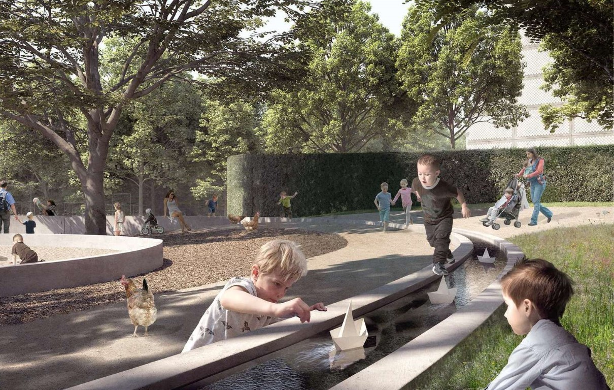 Winning Design Transforms Not Just a Park, but a City's Identity_Henning Larsen_2