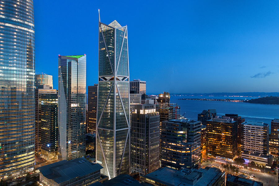 181 Fremont Tower_The most resilient tall building on the West Coast of the United States_2