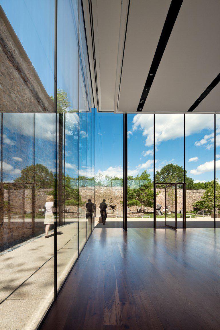 James A. Michener Art Museum Doylestown 2011; Architect: KieranTiberlake Architects, Philadelphia; Photo: ©Michael Moran/OTTO, New York