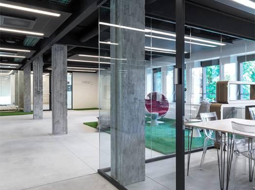 "Building Creates Personalized Atmospheric ""Bubbles"" that Follow Inhabitants Through the Building."