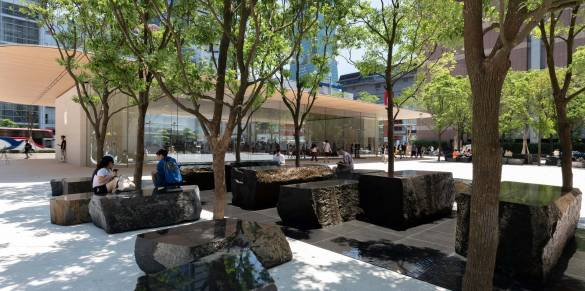 Apple Xinyi A13 – An inviting pavilion in the heart of Taipei_1