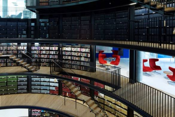Birmingham Library_A People's Place_Mecanoo_4