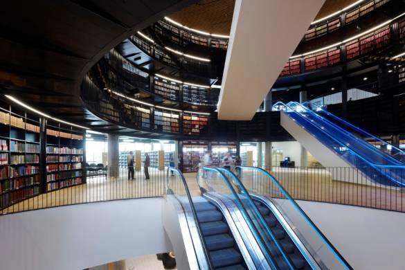 Birmingham Library_A People's Place_Mecanoo_6