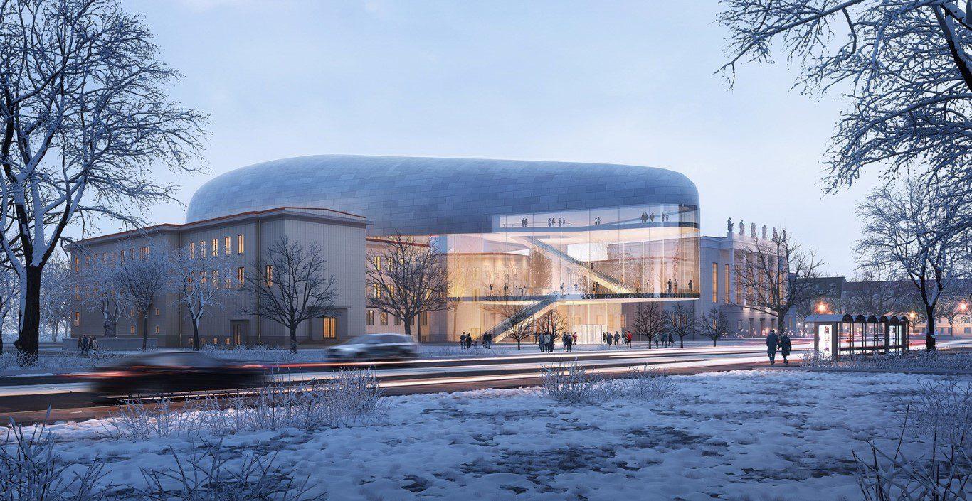 Steven Holl's Czech Concert Hall is an Instrument in its Case_2