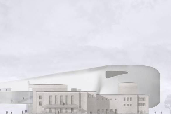 Steven Holl's Czech Concert Hall is an Instrument in its Case