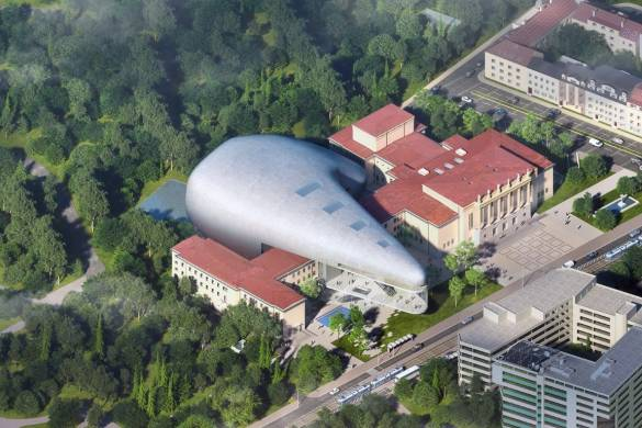 Steven Holl's Czech Concert Hall is an Instrument in its Case_3
