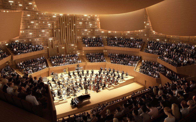 Steven Holl's Czech Concert Hall is an Instrument in its Case_7
