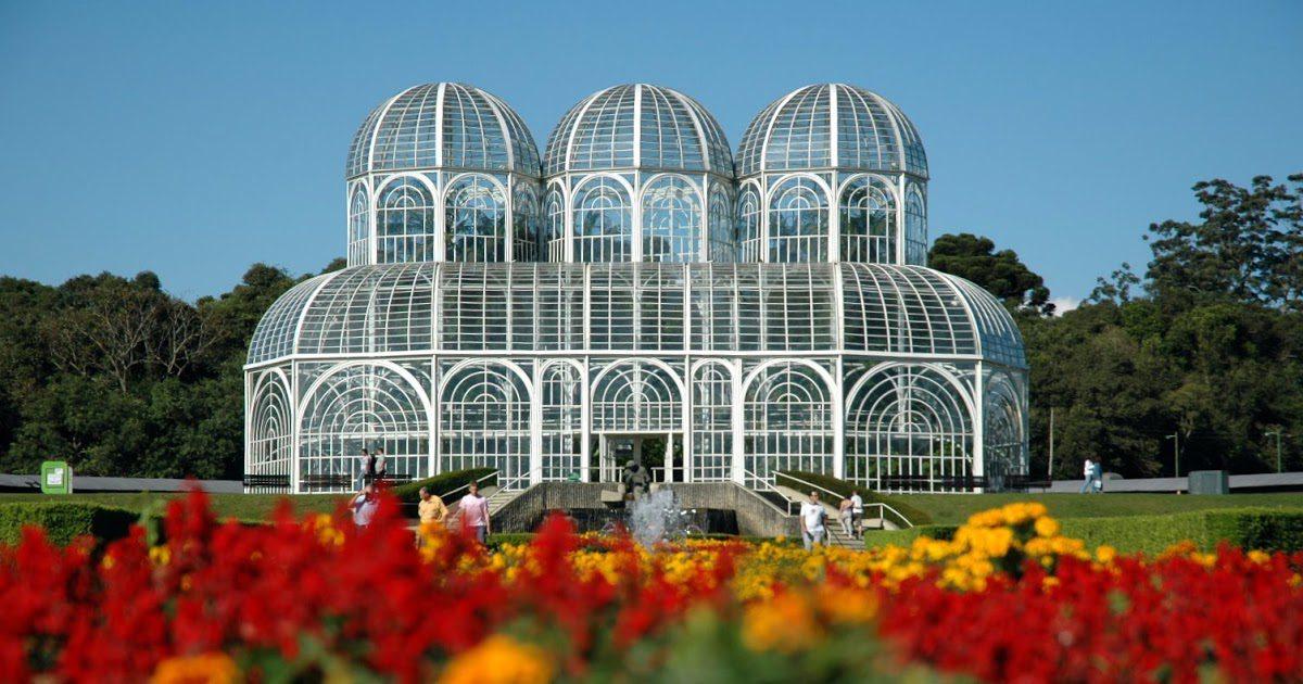 The Botanical Garden of Curitiba