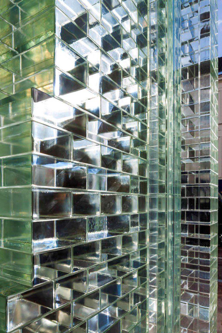 MVRDV, Crystal Houses, P.C. Hooftstraat, Amsterdam © 2016