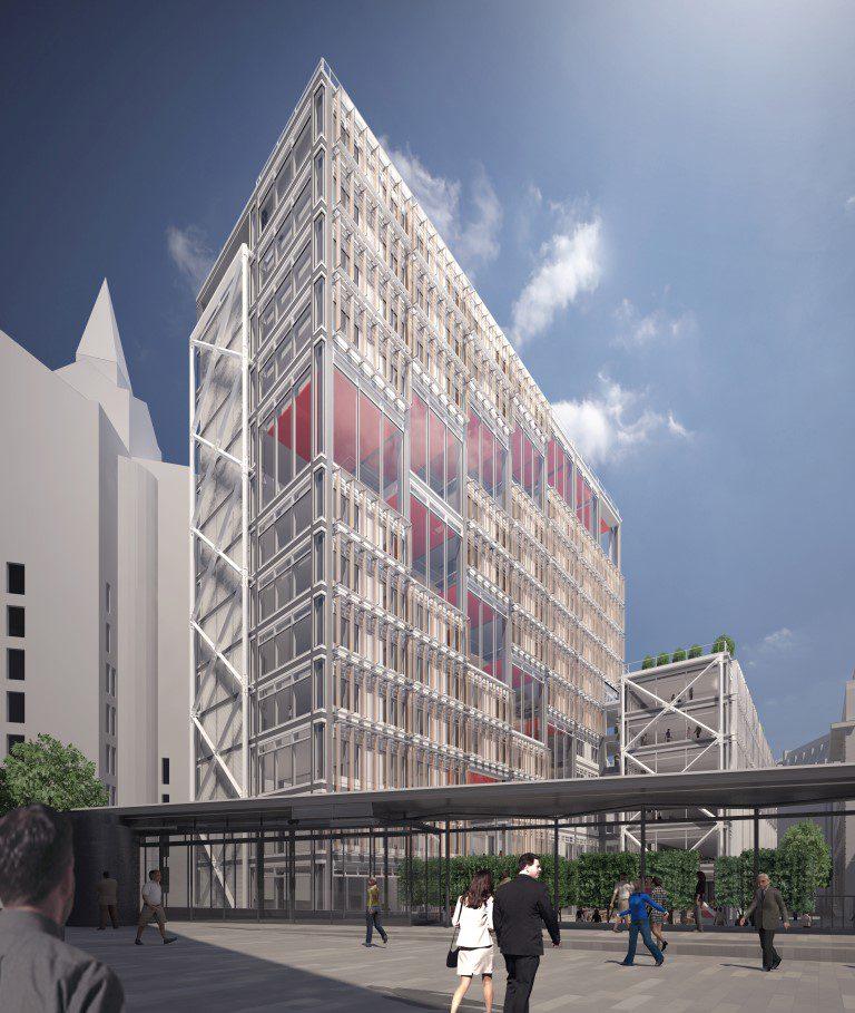 Centre Buildings at the LSE_Rogers Stirk Harbour + Partners_1