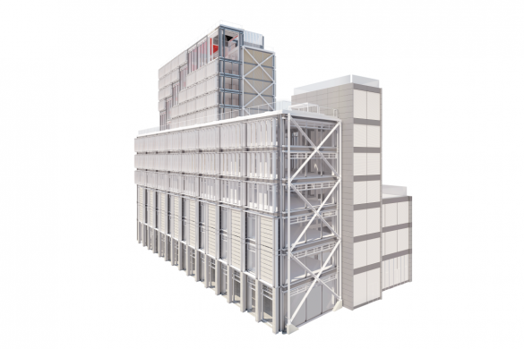Centre Buildings at the LSE_Rogers Stirk Harbour + Partners_13