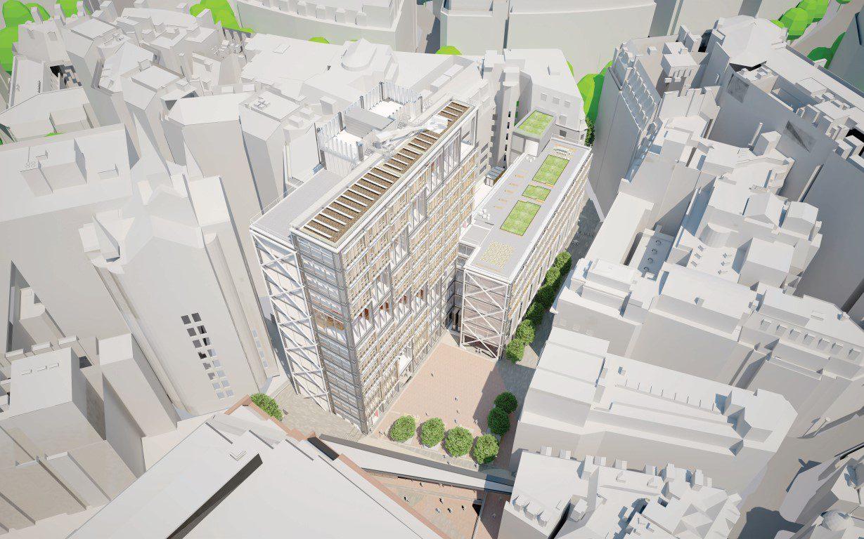 Centre Buildings at the LSE_Rogers Stirk Harbour + Partners_5