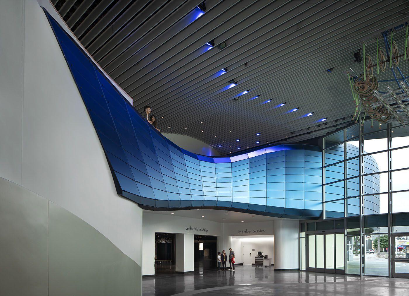 Aquarium of the Pacific / Pacific Visions / EHDD / Clark Constru