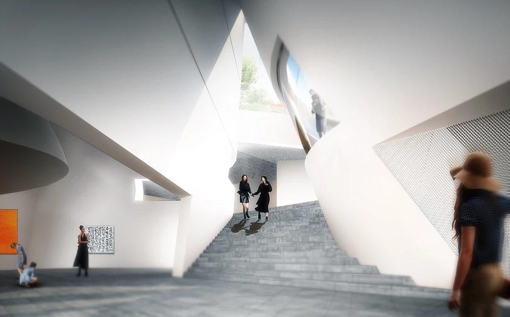 Morphosis Unveils New Korean American National Museum in Los Angeles_2