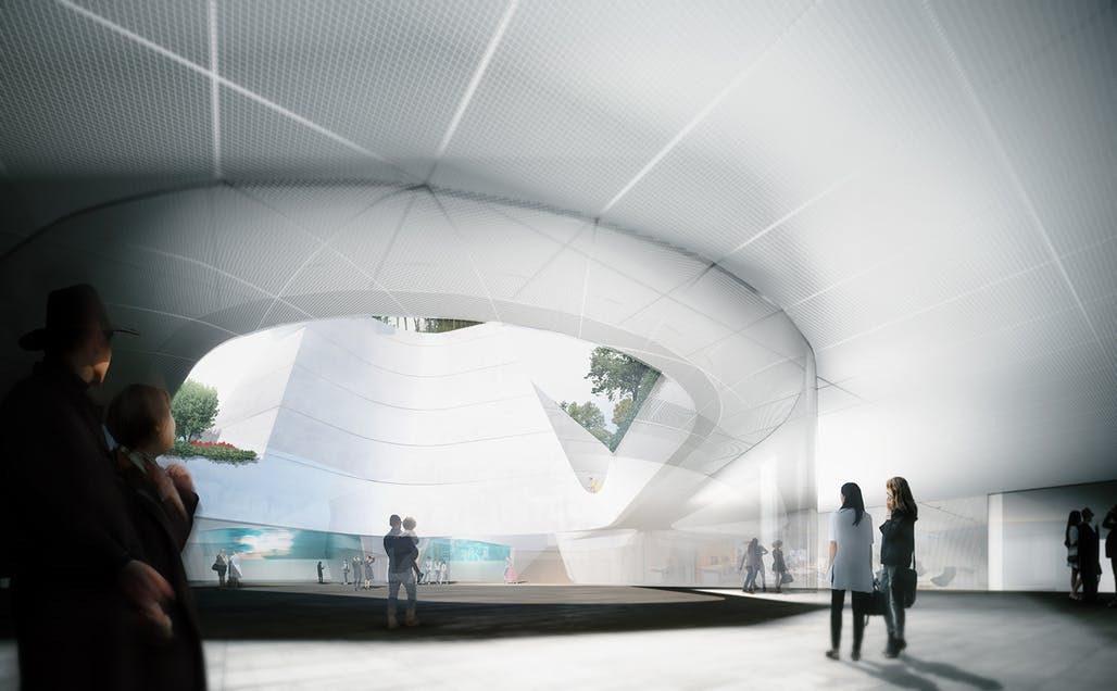 Morphosis Unveils New Korean American National Museum in Los Angeles_5