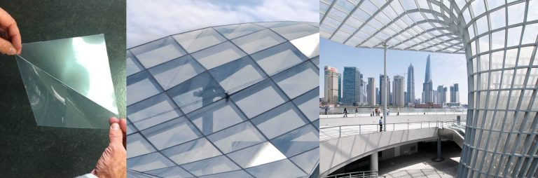FIG: ShiLiuPu dock glass roof Shanghai Architects: Xian Dai Architectural design 2010