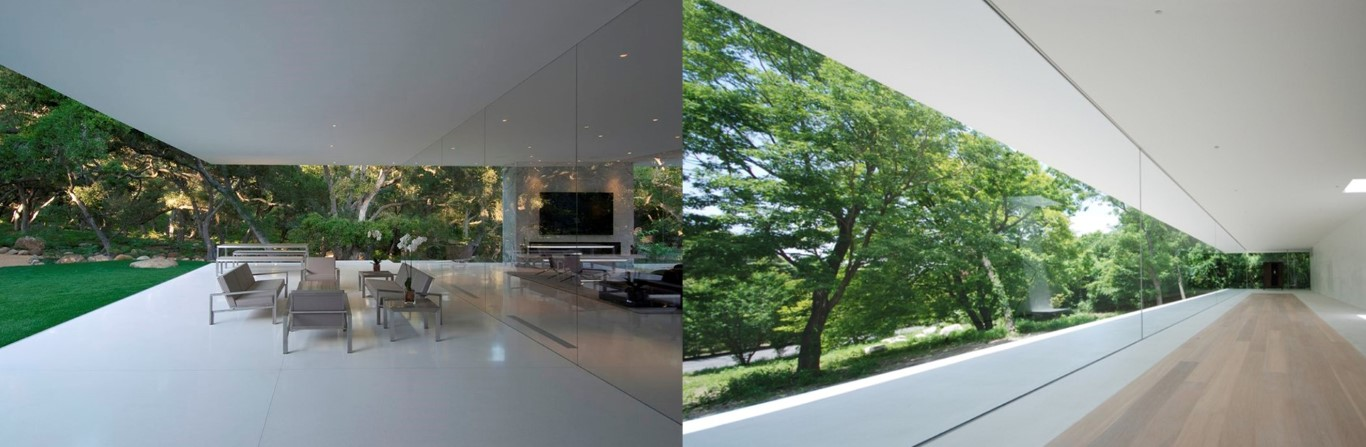 Fig: Steve Hermann Montecito, California  – Shinichi Ogawa S gallery residence Japan