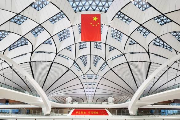 27_ZHA_Beijing_Daxing_Int_Airport_®Hufton_Crow