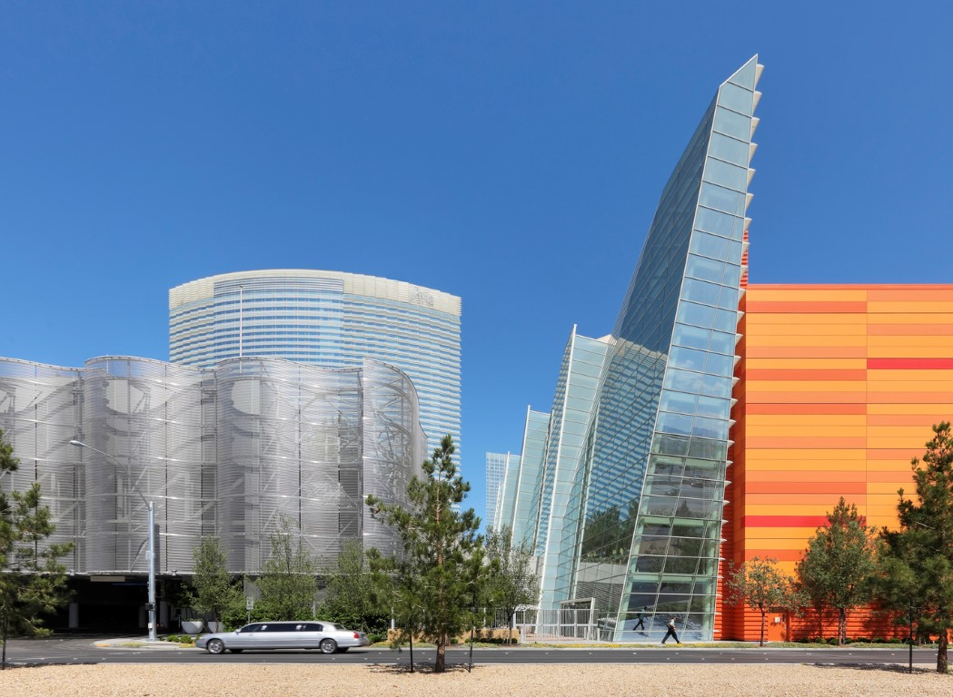 ARIA Resort and Casino Pelli Clarke Pelli Architects