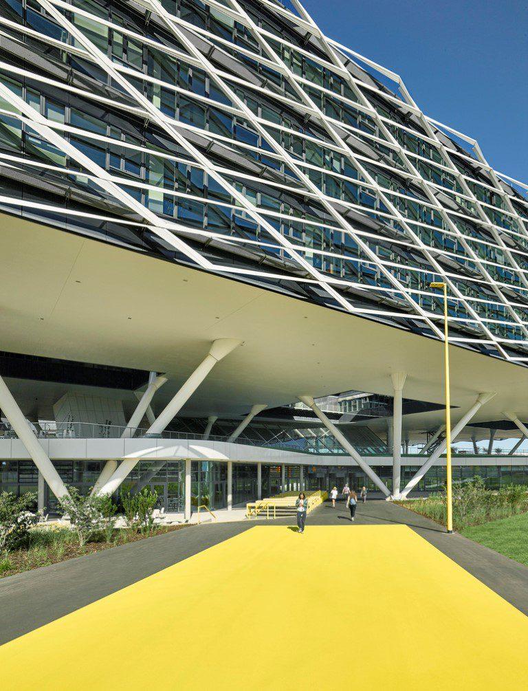 Adidas World of Sports Arena_Behnisch Architekten_11