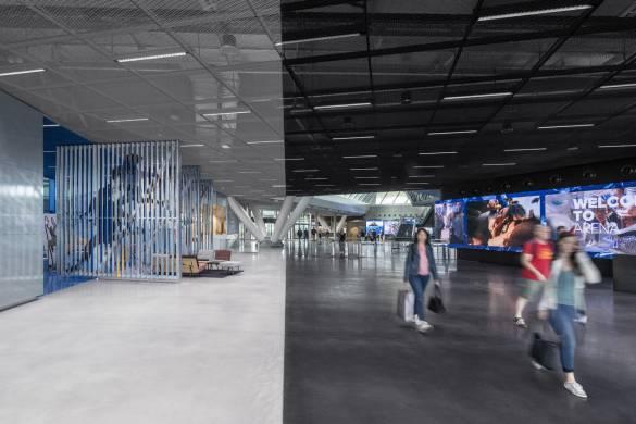 Adidas World of Sports Arena_Behnisch Architekten_13