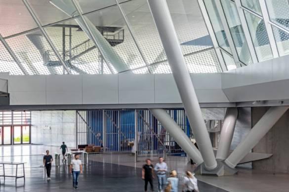 Adidas World of Sports Arena_Behnisch Architekten_14