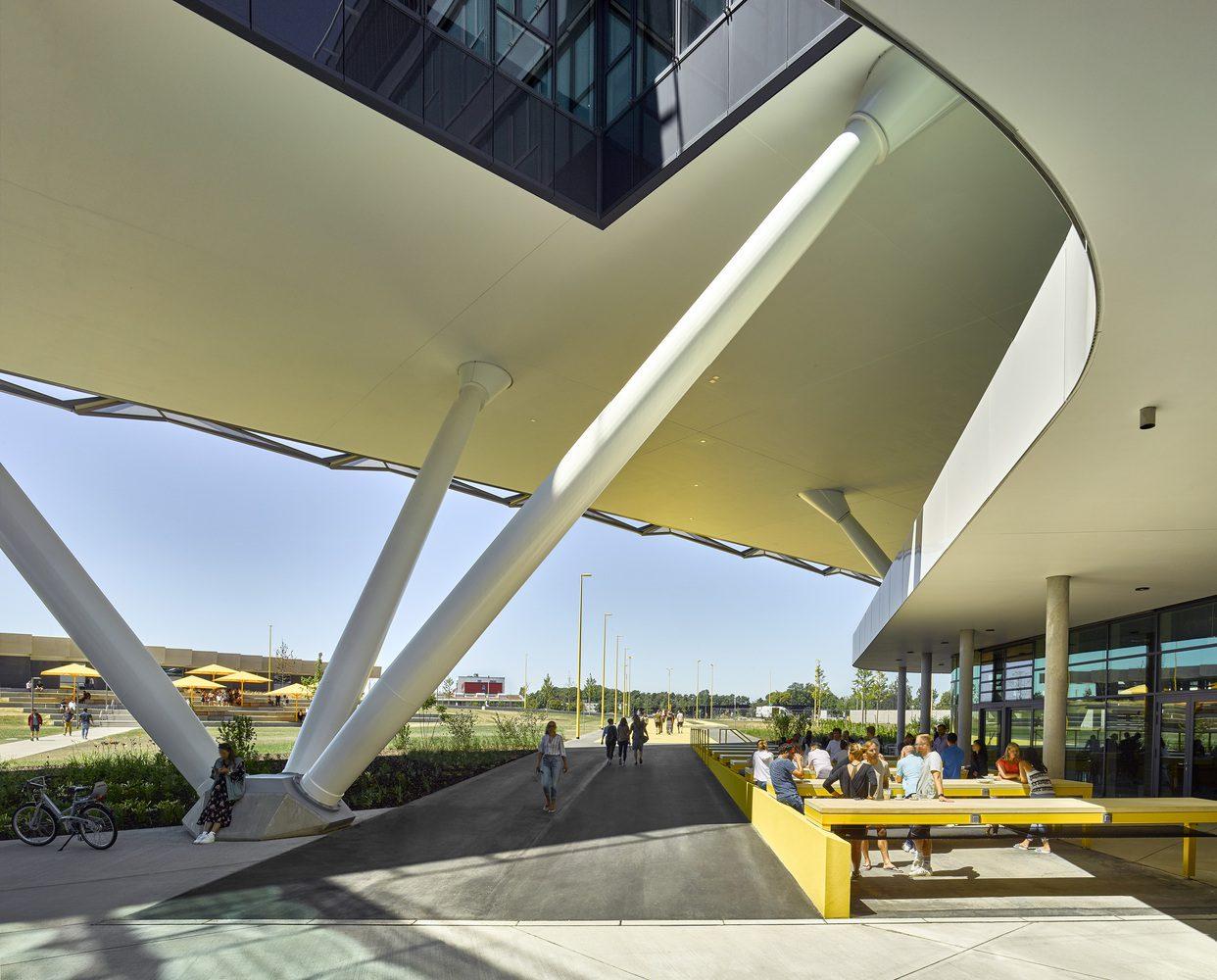 Adidas World of Sports Arena_Behnisch Architekten_15