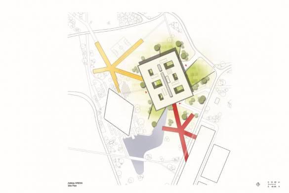 Adidas World of Sports Arena_Behnisch Architekten_24