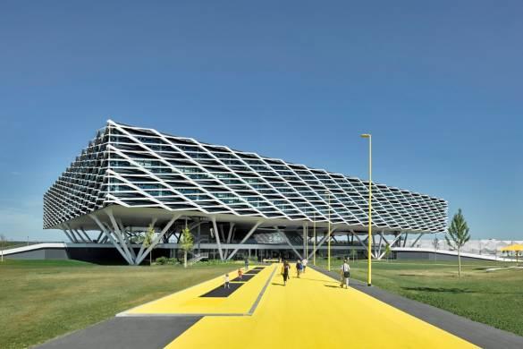 Adidas World of Sports Arena | Behnisch Architekten