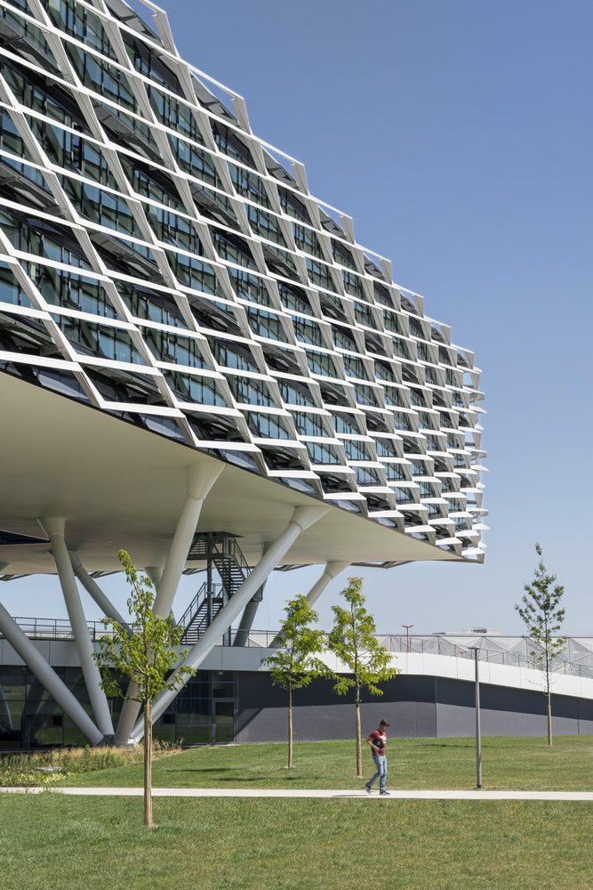 Adidas World of Sports Arena_Behnisch Architekten_9