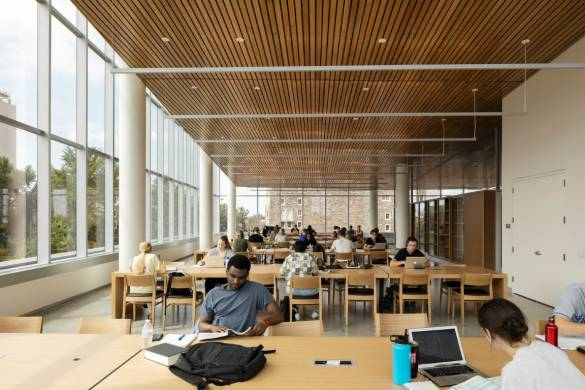 Charles Library at Temple University_Snøhetta_Projects_IGS Magazine_17