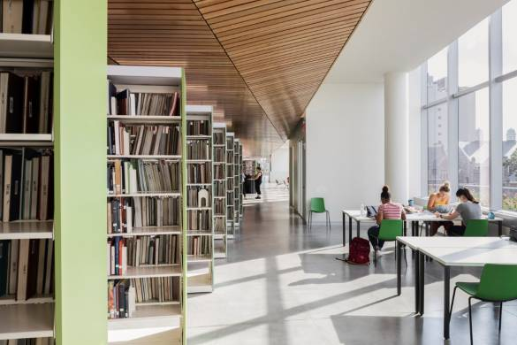 Charles Library at Temple University_Snøhetta_Projects_IGS Magazine_18