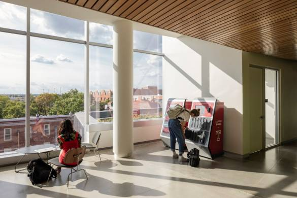 Charles Library at Temple University_Snøhetta_Projects_IGS Magazine_22
