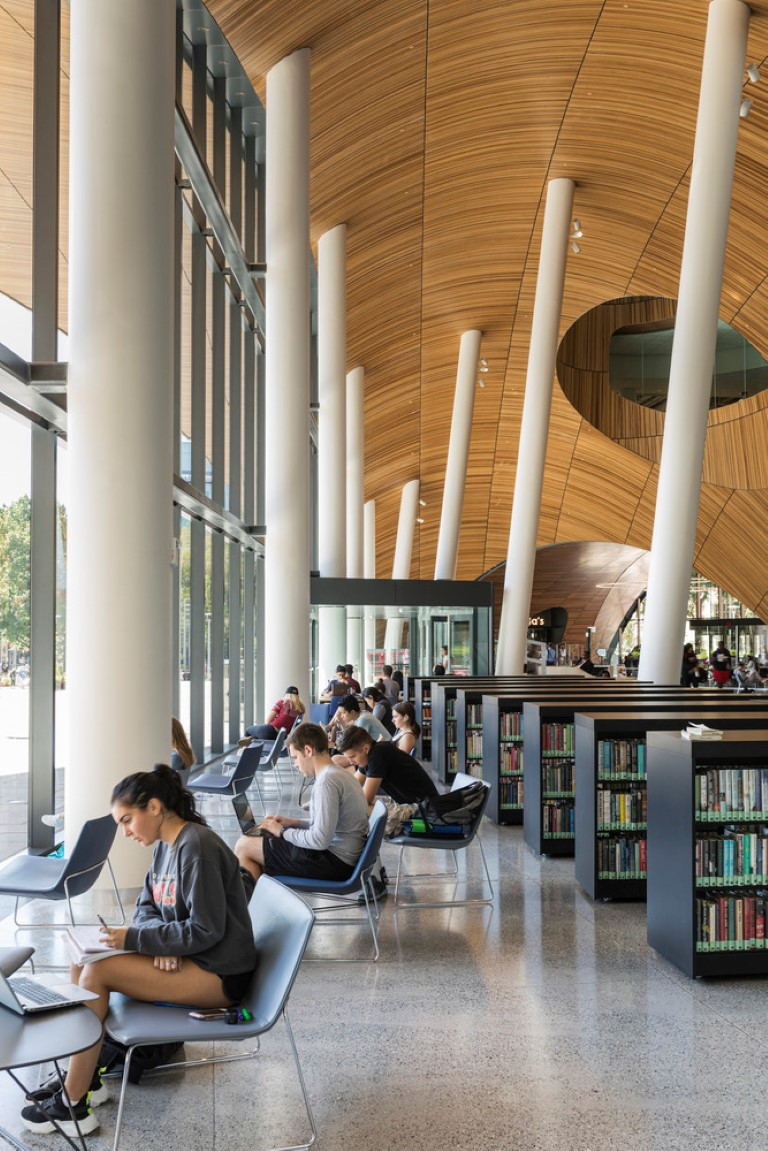 Charles Library at Temple University_Snøhetta_Projects_IGS Magazine_5