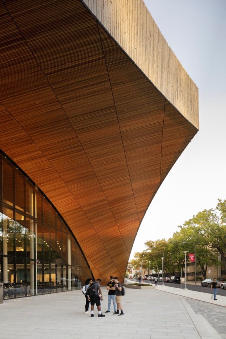 Charles Library at Temple University_Snøhetta_Projects_IGS Magazine_7