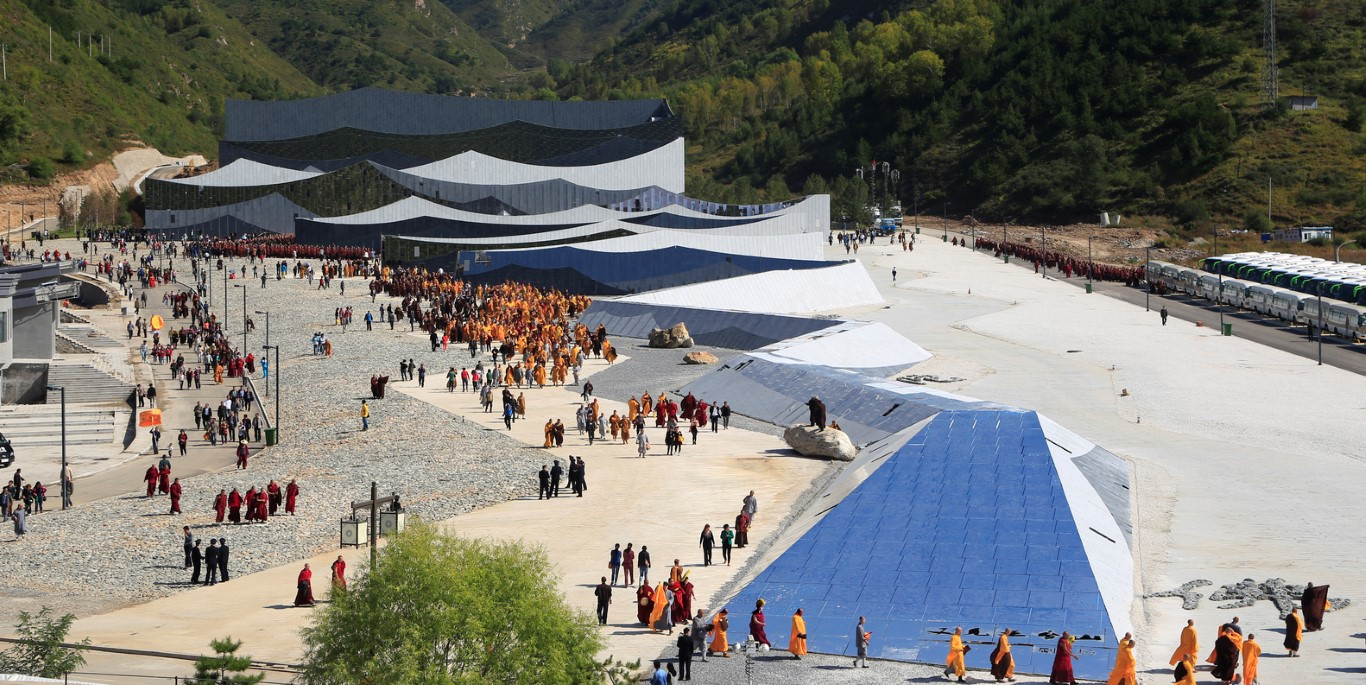Encore Mount Wutai Theater_BIAD-ZXD ARCHITECTS_10