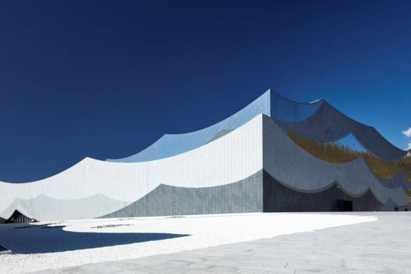 Encore Mount Wutai Theater_BIAD-ZXD ARCHITECTS_12