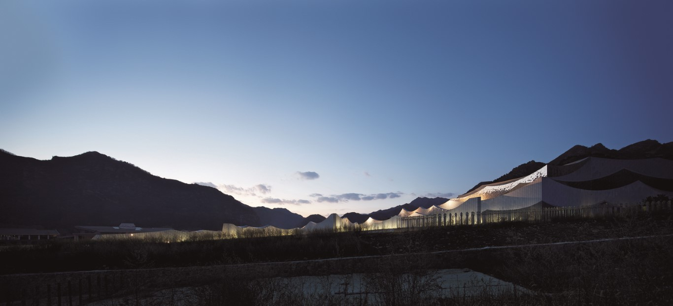 Encore Mount Wutai Theater_BIAD-ZXD ARCHITECTS_9